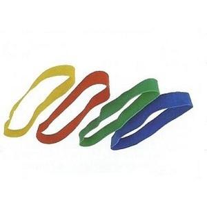 Posilovací guma AEROBIK TONE LOOP žlutá