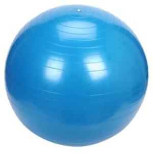 Gymnastický míč PLATINIUM Classic 55 modrá