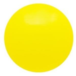 Gymnastický míč PLATINIUM Classic 55 žlutá