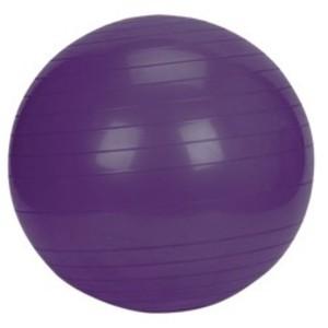 Gymnastický míč PLATINIUM Classic 65 fialová