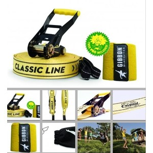 Slackline GIBBON Classic X13 TREE PRO SET