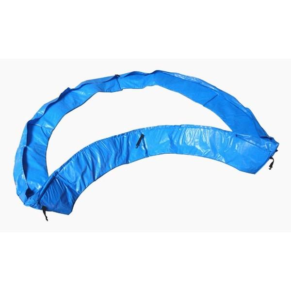 ACRA ochranný kryt pružin trampolíny 244 cm, modrý