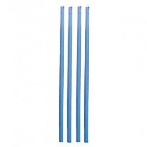 ATHLETIC24 Ochranná pena na stĺpiky trampolíny 4 ks  modrá