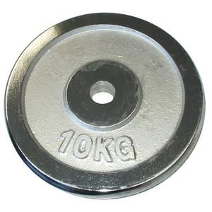 ACRA CWCH10-30 Kotouč chrom 10 kg - 30 mm