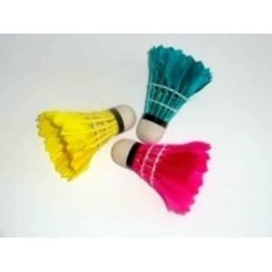 Míček badminton peří BAR