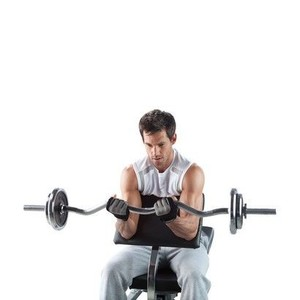 KETTLER - 7465- Opěrka na biceps Kettler