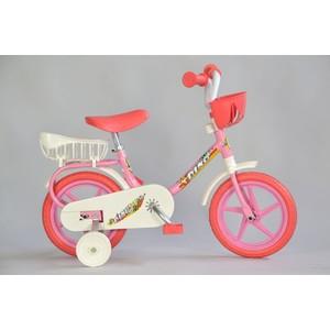 Dětské kolo DINO 101GLN růžové 10