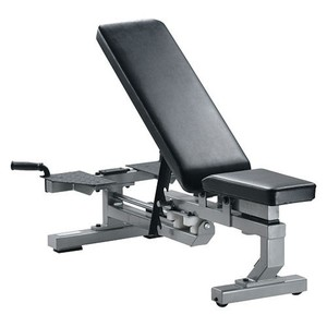 YORK Multi Function Bench Silver 55004 posilovací lavice