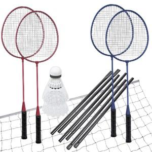 FUN SUN-Sada na badminton, 4 rakety,síť, míčky