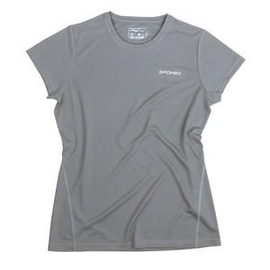 BECOOL 20 LADY Dámské funkční tričko šedé S