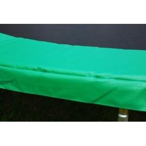 Ochrana pružin Gofit 366 cm - zelená
