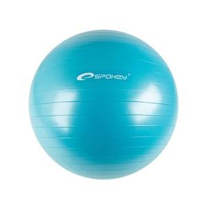 FITBALL II - Gymnastický míč 65 cm včetně pumpičky, tyrkys