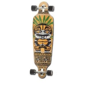 Skateboard LONGBOARD DROP SHAPE INDIO