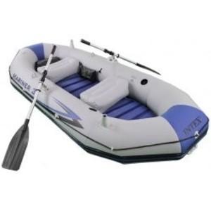 Nafukovací člun INTEX MARINER 3set