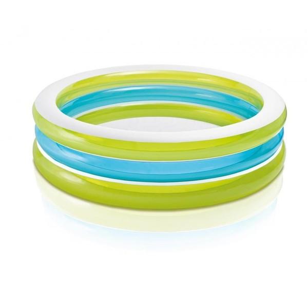 Bazén nafukovací kruh 203x51