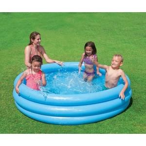 Dětský nafukovací bazén Intex Crystal 147x33