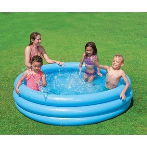 Dětský nafukovací bazén Intex Crystal 114x25