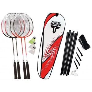 TALBOT-TORRO - 4-Attacker Plus Set - Badmintonová sada