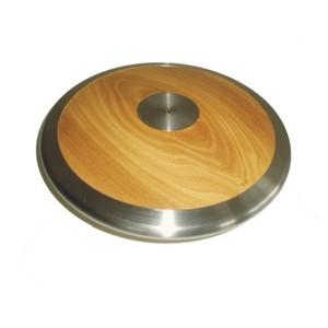 DISK dřevo-chrom    1011A