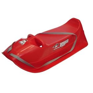 Acra Pinguin, Alfa sáně plastové A2045 - červené