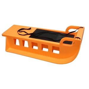 Acra Kamzík - plastové sáně 05-A2043 - oranžový