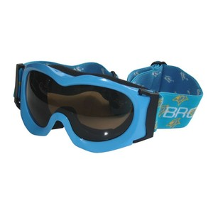 BROTHER B185-M lyžařské brýle JUNIOR - modré