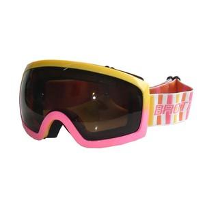 BROTHER B276-RU Lyžařské brýle, růžové