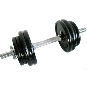 Činka nakládací - 15kg černá 1515A
