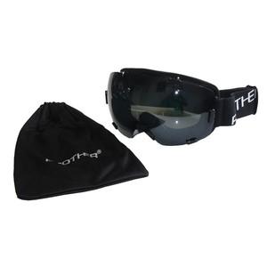 BROTHER B298-CRN lyžařské brýle s velkým zorníkem - černé