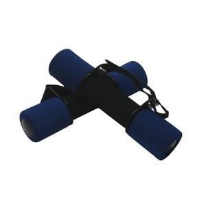 ACRA Aerobikové molitanové činky 2 x 1kg