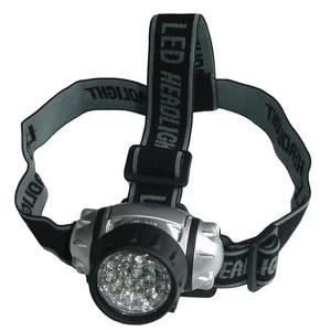 Čelová svítilna - čelovka 21 LED Acra 05-CL21