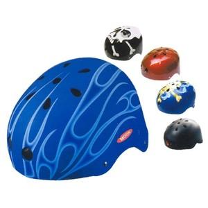 ACRA CSH112L modrá/černá cyklistická helma velikost L(58-60cm) 2013