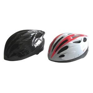 ACRA CSH31L bílá/černá cyklistická helma velikost M(55-58cm) 2014