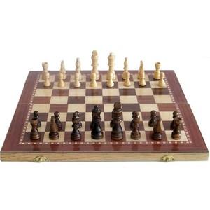 Šachy dřevěné  96 C02