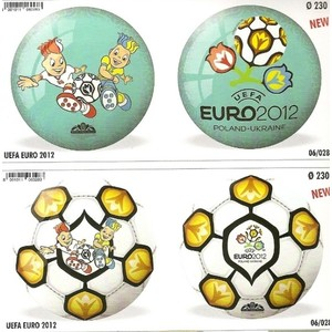 Míč dětský MONDO  UEFA EURO