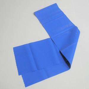 Latex aerobics band - modrá