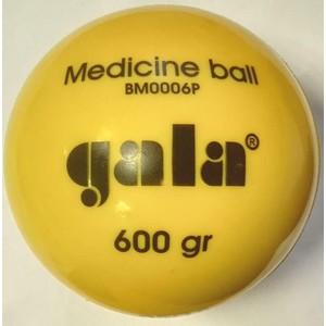 Míč medicinbal plastový 0,6 kg Gala
