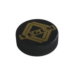 Puk hokejový malý s ražbou