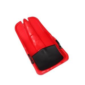 Acra Superjet plastový bob 05-A2032/1 - červený