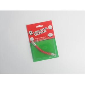 Hadička pro huštění míčů
