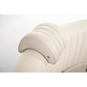 Opěrka hlavy INTEX bílá