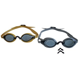 ACRA Závodní plavecké brýle STAR - silikon