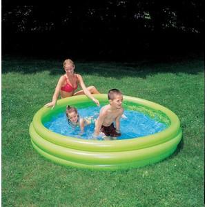 Bestvay 51024 bazén tříkomorový Bestway 102x25cm