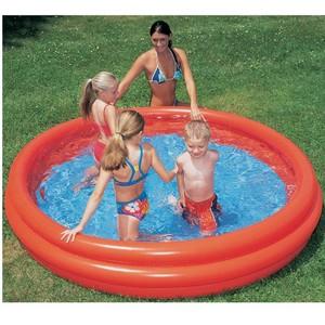 Bestvay 51025 bazén tříkomorový Bestway 122x25cm