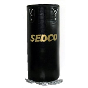 Box pytel s řetězy 90 cm váha 23-25 kg SEDCO červený