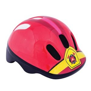 FIREMAN - Dětská cyklistická přilba 44-48 cm