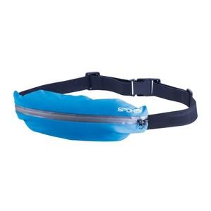 TURBO Ledvinka na běhání modrá s laminací nepromokavá