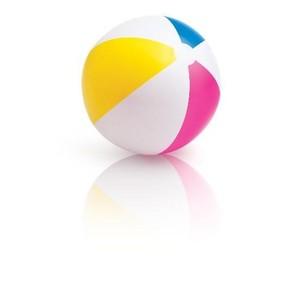 Nafukovací plážový míč barevný 61