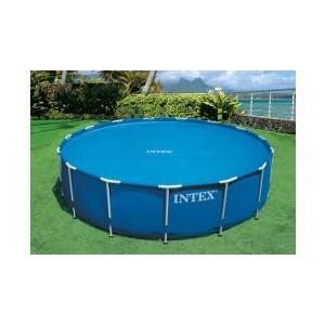 Bazénová plachta SOLAR 305 cm INTEX barva modrá