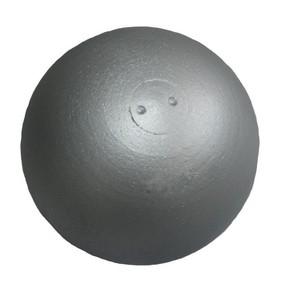Koule atletická ZÁVODNÍ 4 kg SEDCO soustružená stříbrná
